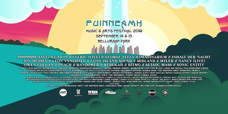 Fuinneamh Festival 2019 tickets