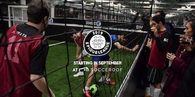 event image 2019 Epique Soccer League: Social Premier (Sat)