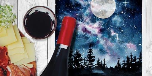 Painting & Wine Night