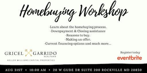 2019 Homeownership Workshop- Nov 17th