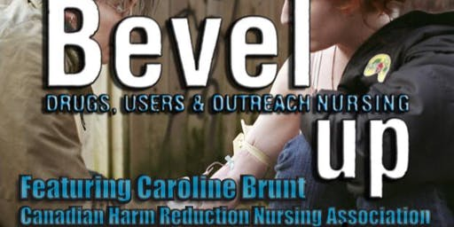 Bevel Up, featuring Caroline Brunt @ Kent County Health Department