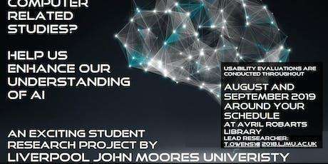 Enhance AI: LJMU Research Study tickets