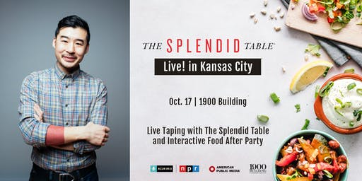 The Splendid Table Live Taping in Kansas City