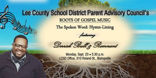 LCSD's parent group meeting features Derrick Bull & Remnant