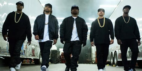 """Straight Outta Compton"" tickets"