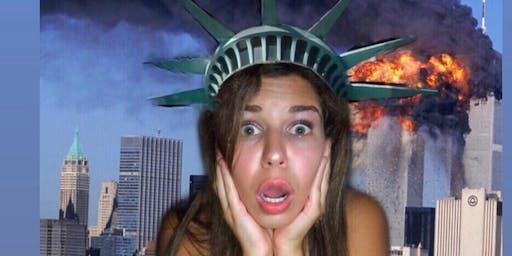 Terrorific Comedy: An Uncensored Comedy Show
