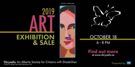 2019 Chrysalis Art Exhibition & Sale (EDM) tickets
