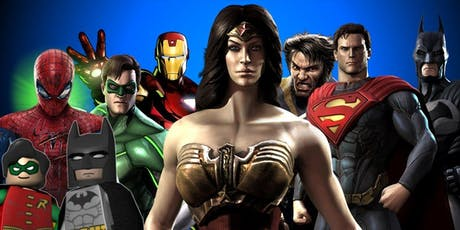 Superheroes and Sexuality with Anna Peppard tickets