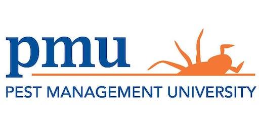 PMU GHP Foundations January 22-24, 2020