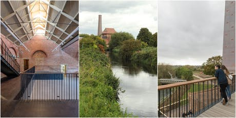 Walthamstow Wetlands Open House tickets