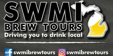 September 28th Brewery/Winery Tour tickets