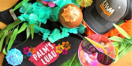 Palm's Luau tickets