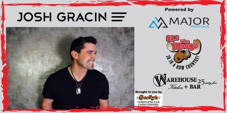 Josh Gracin tickets