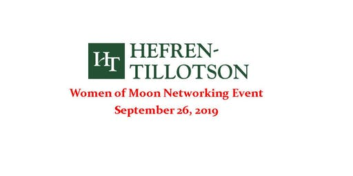 Women of Moon Networking Event