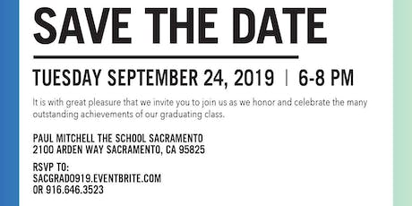 PMTS Sacramento Fall Graduation tickets