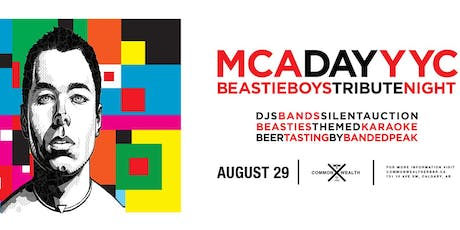 MCA DAY YYC tickets