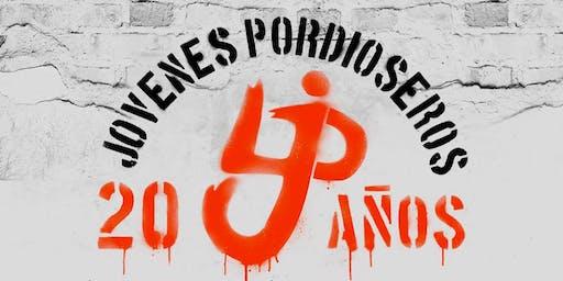 Jovenes Pordioseros en San Juan