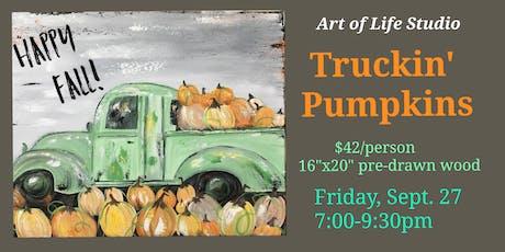 Truckin' Pumpkins tickets