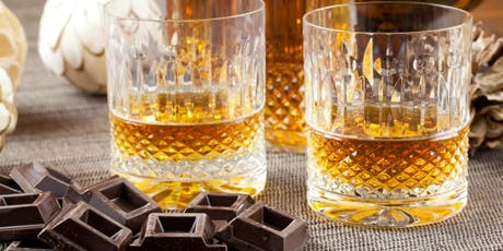 American Whiskey and Chocolate Pairing Class tickets