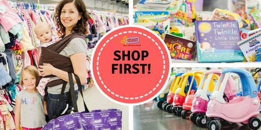 Just Between Friends of Waukesha 2019 Fall 1/2 PRICE PRIME TIME SHOPPING PASS