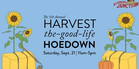 Harvest the-good-life Hoedown tickets
