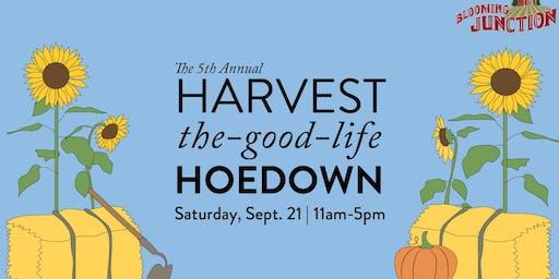 Harvest the-good-life Hoedown