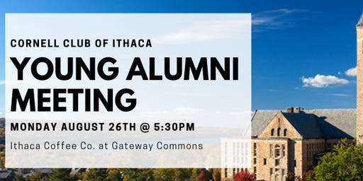 Cornell Club of Ithaca Young Alumni Meeting