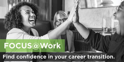 YWCA FOCUS@Work Info Session | FREE Job Search Program for Women