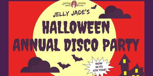 Halloween Annual Disco Party!