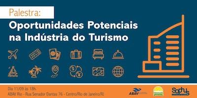 Palestra Oportunidades Potenciais na Indústria do Turismo