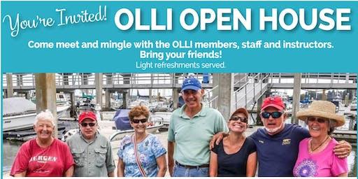 OSHER LIFELONG LEARNING INSTITUTE OPEN HOUSE (Bluffton)
