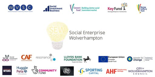 Social Enterprise Wolverhampton Funding and Investment Fair