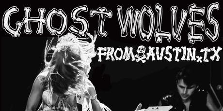 The Ghost Wolves w/ Black Venus & Brother Man tickets
