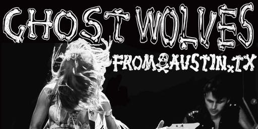 The Ghost Wolves w/ Black Venus & Brother Man