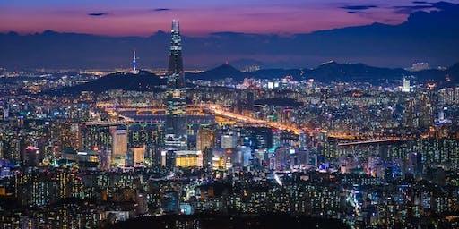 Paint the Seoul Skyline