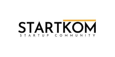 Startkom - Startup Networking tickets