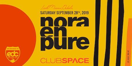 Nora En Pure tickets