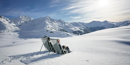 Yoga. Meditation. Winterzauber. Seelen-Nahrung. Detox.  Arlberg/Österreich