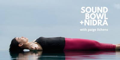 Sound Bath + Nidra