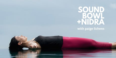 Sound Bath + Nidra tickets
