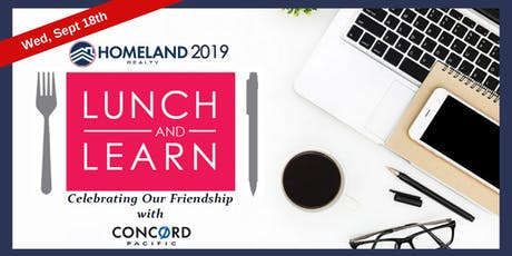 HomeLand Realty Lunch N' Learn Event 2019 tickets