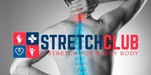 """StretchClub ~ Athleta Downtown Naperville """"Race For the Planet """" Event"""