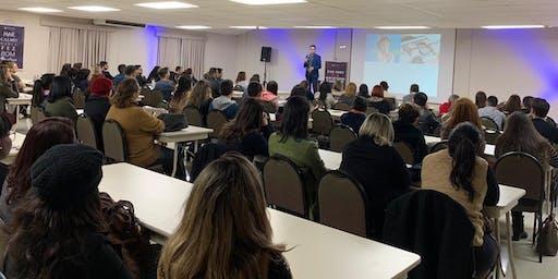 Barra da Tijuca/RJ - Palestra GRATUITA: Como Quebrar Paradigmas - NOITE