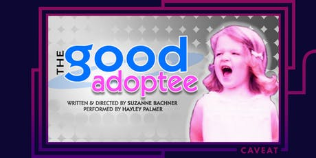The Good Adoptee tickets