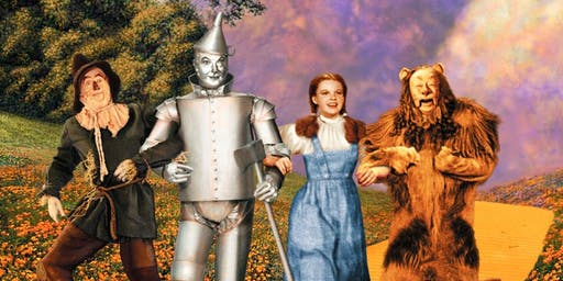 THE WIZARD OF OZ (1939) @ CHAPELTOWN PICTURE HOUSE *KID FRIENDLY SCREENING*