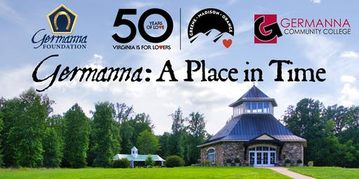 Germanna: A Place in Time