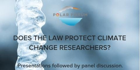 Does The Law Protect Climate Change Researchers?