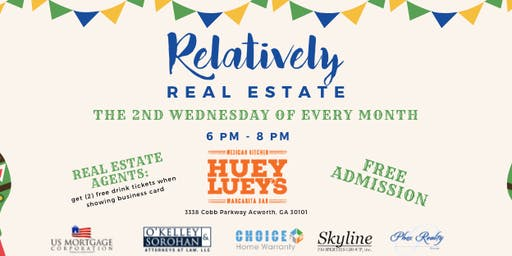 Relatively Real Estate - Networking Event - September 11th