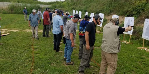 Three Day Firearms Instructor Development Course