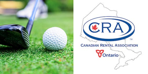 Canadian Rental Association - Ontario Golf Tournament